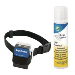 PetSafe Citronella Spray Anti-Bark Spray Collar PBC45-14136
