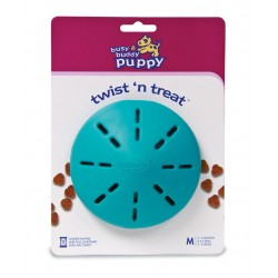 Twist n' Treat™ (M) Refillable dog chew toy